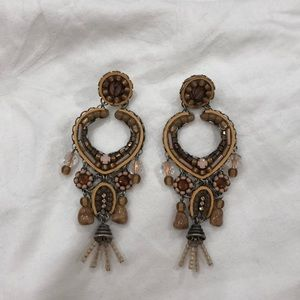 Ayala bar hanging earrings
